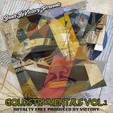 BeatsByVictory - Goldstrumental Vol.1 Cover Art