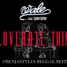 Benja Styles - 2013 Throwback: Love Hate Thing (Benja Styles Reggae Refix) clean Cover Art