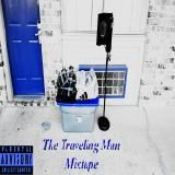 B.I.G Lo Da Artist - The Traveling Man Mixtape Cover Art