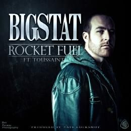 Bigstat - Rocket Fuel (Dirty) Cover Art