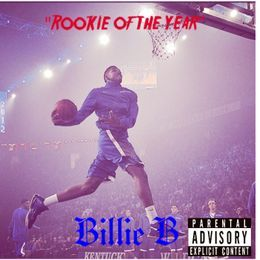 Billie B - Rookie of the year Cover Art