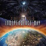 Billy Billz - C.SetCity Vol.6 - Independence Day Cover Art