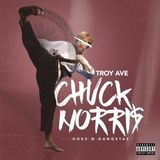 Billy Ku$hington - Chuck Norris (Freestyle) Cover Art