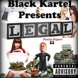 Black Kartel - Legal Cover Art