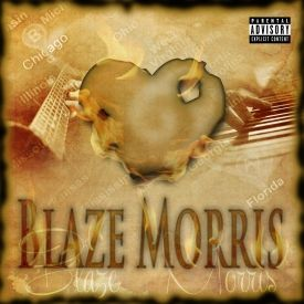 Blaze Morris - Blaze Morris Cover Art