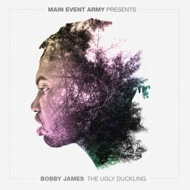 Bobby James - The Ugly Duckling Cover Art