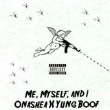Onashea - Me Myself and I Cover Art