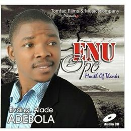 Bola Mighty - Enu Ope Cover Art