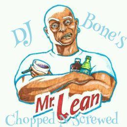 DJ Bone's - No Good Hood Cover Art
