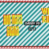 BooshBingBang - Daddy Yo Refix Cover Art