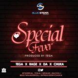 BooshBingBang - Special Fever - Rage X D.A X Chuka {Prod by Tega} Cover Art