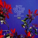 Bottom Feeder Music - Boy On The Come Up Cover Art