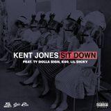Bottom Feeder Music - Sit Down Cover Art