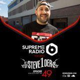 BPM Supreme - Supreme Radio: Episode 49 - Steve1nder Cover Art