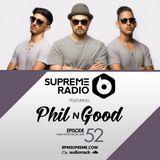 BPM Supreme - Supreme Radio: Episode 52 - Phil N Good Cover Art