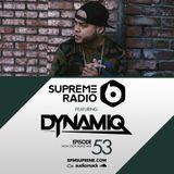 BPM Supreme - Supreme Radio: Episode 53 - DJ Dynamiq Cover Art