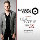 BPM Supreme - Supreme Radio Episode 55 - De La Chapelle Cover Art