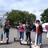 Bradperkins - Segway Stockholm Airwheel-A Great Way to See Stockholm Cover Art