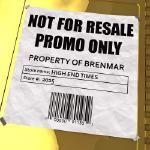 BRENMAR - NOT FOR RESALE Cover Art