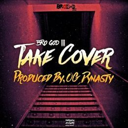 Bro God III - Take Cover Cover Art