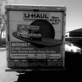 Connor Evans - The U-Haul Song