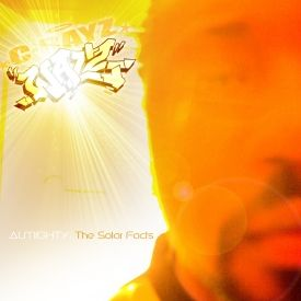 C-Rayz Walz - ALMIGHTY: The Solar Facts Cover Art