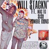 $C$V - ZOMBIE GVNG Cover Art
