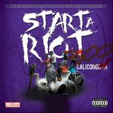 CALICONORTH - START A RIOT Cover Art