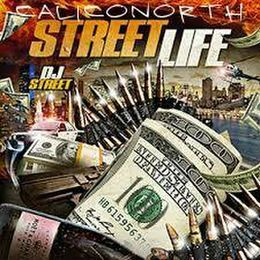 CALICONORTH - STREET LIFE Cover Art