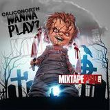 CALICONORTH - WANNA PLAY  Cover Art