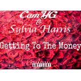 Cam YG - Getting To The Money ft Sylvia Harris Cover Art