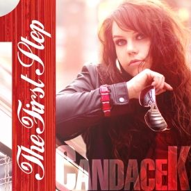 CandaceK - The First Step EP Cover Art