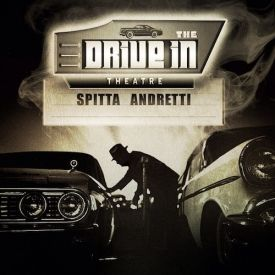 CantStopHipHop - The Drive In Theatre Cover Art