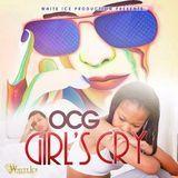 Caribbean Vibez - GIRLS CRY Cover Art