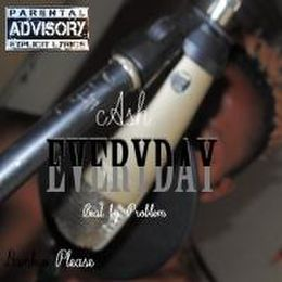 cAsh - Everyday(Beat by Problem) Cover Art