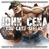 Cashflow Mixtapes - D.J. Fcouz and Stretch Money Presents John Cena You Cant See Me Cover Art