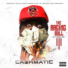 Cashmatic - THE RAGING BULL  Cover Art