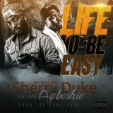 Cedisound Hype - Life No Be Easy (Prod. By Lonely Beatz) l Cedisound.com Cover Art