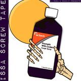 DJ POSA - ISSA SCREW TAPE Vol.1 Cover Art