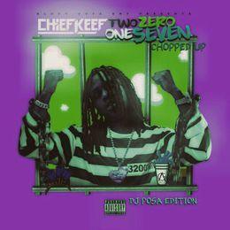 DJ POSA - TWO ZERO ONE SEVEN CHOPPED UP Cover Art