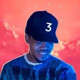 Chance The Rapper - Coloring Book Cover Art
