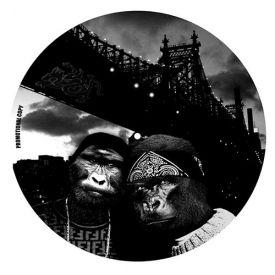Charles $ativa - Gorilla Deep EP Cover Art