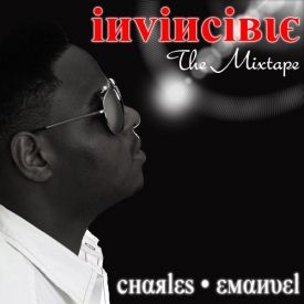 Charles Emanuel - Invincible Cover Art