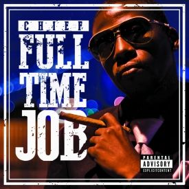 chief24c - Full Time Job EP Cover Art