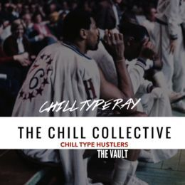 Chill Type Ray - The Chill Collective Cover Art