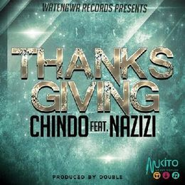 Chindo Man - Thanks Giving Cover Art