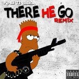 CHITUNES.NET - Kodak Black - There He Go Remix Cover Art
