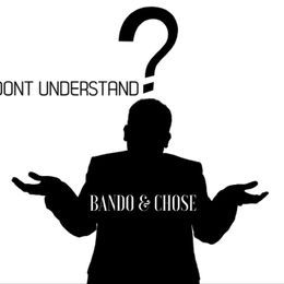 CHOSE4THEGAME - DONT UNDERSTAND Cover Art