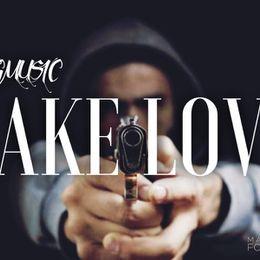 CHOSE4THEGAME - FAKE LOVE Cover Art