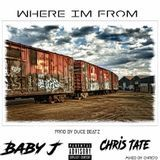 Chris Tate - Where Im From Cover Art